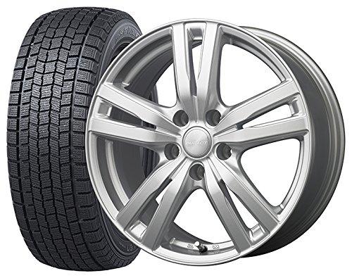 スタッドレスタイヤ・ホイール 1本セット 15インチ FALKEN(ファルケン) ESPIA EPZF 195/65R15 91Q + DUFACT DA5L 15x6.0 inset+45 5H 114.3 -