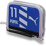 プーマ PUMA ファンダメンタルズ J ラウンドジップ ウォレット No,074916 (03-ブルー)