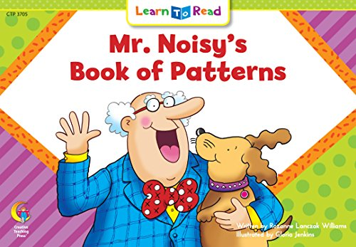 Mr. Noisy's Book of Patternsの詳細を見る