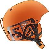 SALOMON(サロモン) スキーヘルメット HELMET BRIGADE SILT GREEN L37776600 L