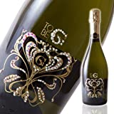 グッチ 正規品 グッチ家秘蔵のスパークリングワイン「TO BE G プレミアム」 エッチングサービス付き