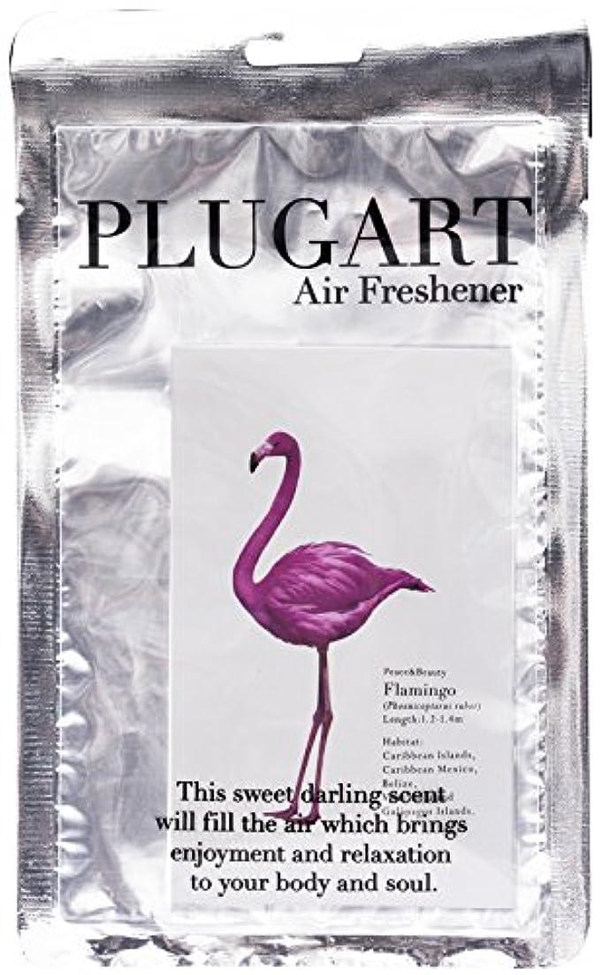 揺れる邪魔舗装するノルコーポレーション サシェ プラグアート ハンガータイプ 消臭 アンバーフローラルの香り PLA-2-2