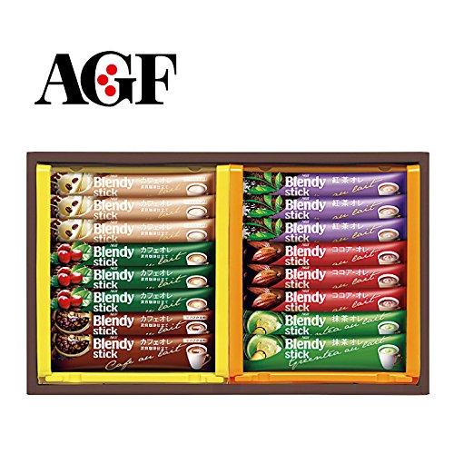 AGF 〈ブレンディ〉スティック カフェオレ コレクション ...