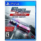 Need for Speed Rivals Complete Edition - ニードフォースピード ライバルズ コンプリートエディション (PS4 北米版)