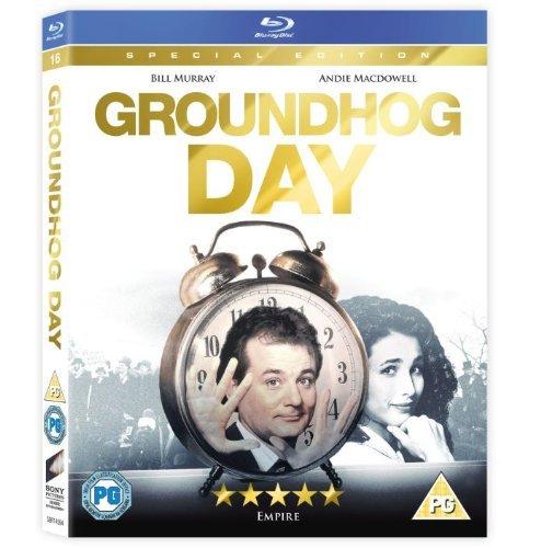 Groundhog Day [Blu-ray] [Import]