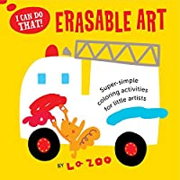 I Can Do That: Erasable Art: Super Simple Scribbles and Squiggles (I Can Do That!)