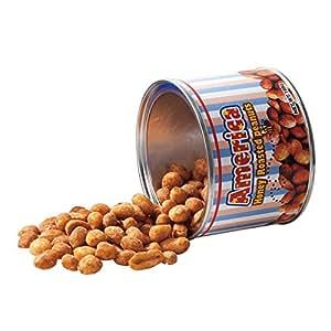 [アメリカお土産] アメリカ ハニーローストピーナッツ 1缶 (海外 みやげ アメリカ 土産)