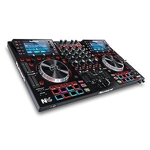 Numark Serato DJ専用 4デッキDJコントローラー NV mk2