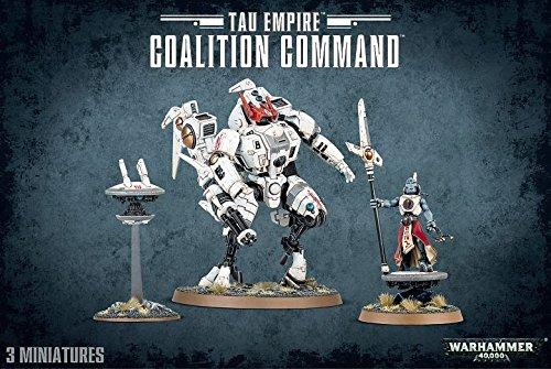 [ウォー ハンマー]Warhammer 40,000 Tau Empire Coalition Command 56-25 [並行輸入品]