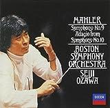 マーラー:交響曲第9番、交響曲第10番からアダージョ