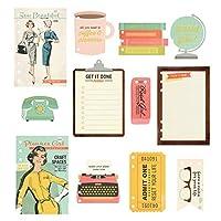 Simple Stories Craft Paper (4982) [並行輸入品]