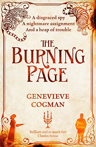 The Burning Page (The Invisible Library series Book 3) (English Edition)の詳細を見る
