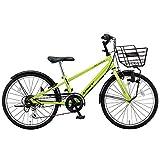 ミヤタ(MIYATA) 子供用 自転車 スパイキー S CSK228 (OG83) グラスグリーン