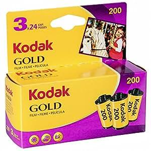 Kodak カラーネガフィルム GOLD 200 35mm 24枚撮 3本セット 6033971