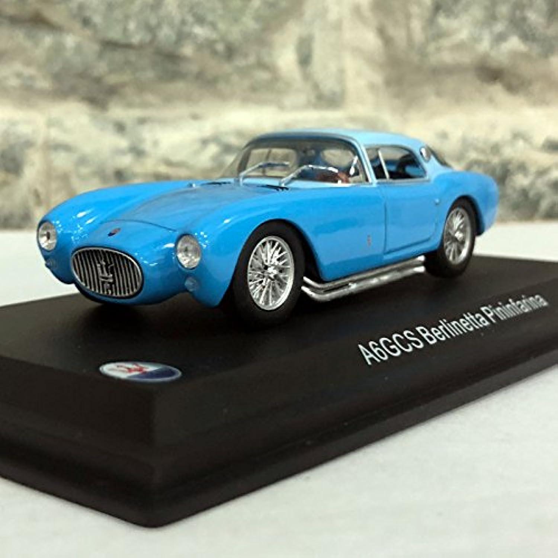 LEO 1 / 43スケール車モデル玩具イタリアMaserati A 6 GCS Berlinettaピン