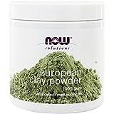 Now Foods ヨーロピアンクレイパウダー フェイシャルクレンザー 6オンス (170 g) [並行輸入品]