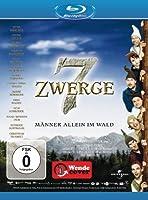7 Zwerge - M舅ner allein im Wald