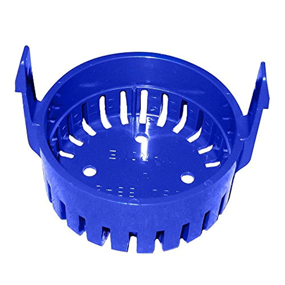 アセンブリ地元においRule 275 Rule Replacement Strainer Base f-Round 300-1100gph Pumps