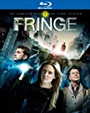 FRINGE/フリンジ<ファイナル・シーズン> コンプリート・ボックス[Blu-ray]