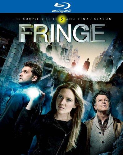 FRINGE/フリンジ <ファイナル・シーズン> コンプリート・ボックス [Blu-ray]の詳細を見る