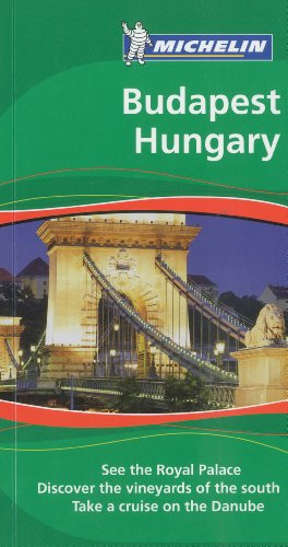 Download Michelin The Green Guide Budapest Hungary (Michelin Green Guide) 1906261180