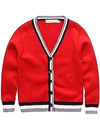 5b29b8f25b5f1 Amazon.co.jp  150 - カーディガン   ボーイズ  服&ファッション小物