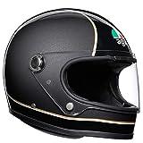 AGV(エージーブイ) AGV X3000 006 L (59-60cm) アジアフィット 公道走行可 最新技術で復刻したレジェンドヘルメット 001192I0