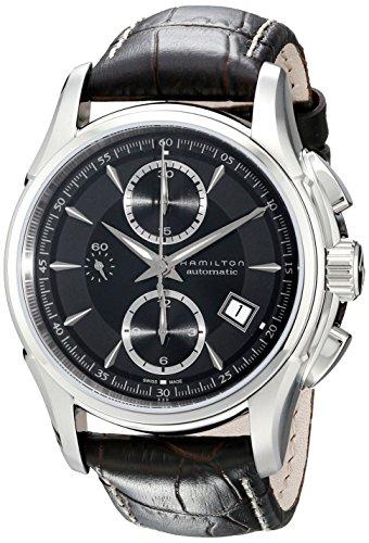 [ハミルトン]HAMILTON 腕時計 AMERICAN CLASSIC JAZZMASTER AUTO CHRONO H32616533 メンズ [正規輸入品]