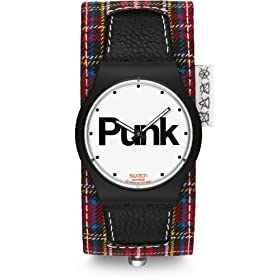swatch (スウォッチ) 腕時計 S-PUNKED ユニセックス SUJB103 ユニセックス