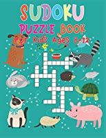 Sudoku Puzzle Book For Kids Ages 8-12: Challenging and Fun Sudoku Puzzles for Clever Kids|Best Sudoku puzzle for kids