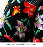 健康スリッパ 手捺染 日本製 ブラック 健康サンダル ヘルススリッパ 画像