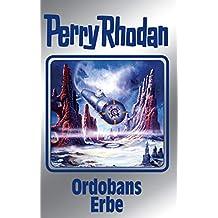 """Perry Rhodan 145: Ordobans Erbe (Silberband): 3. Band des Zyklus """"Chronofossilien"""" (Perry Rhodan-Silberband) (German Edition)"""