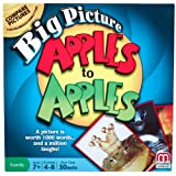 Big Picture Apples To Apples Game [並行輸入品]
