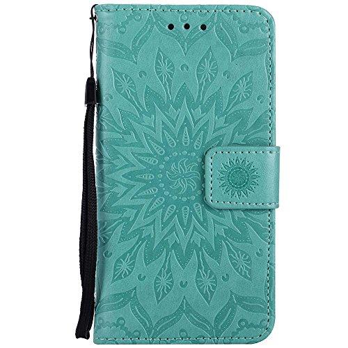 iphone 8ケース、iphone 8のためのカードスロッ...