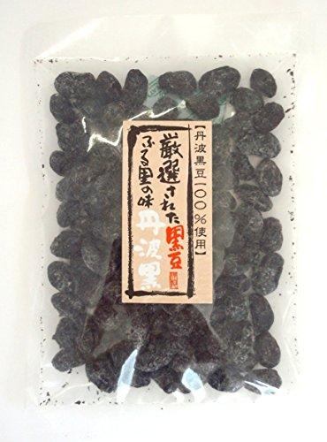 丹波黒豆しぼり 150g