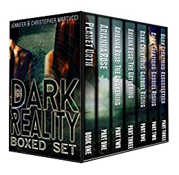 Dark Reality 7-Book Boxed Set by [Martucci, Jennifer, Martucci, Christopher]