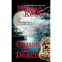Cause of Death (An FBI/Romance Thriller Book 29)