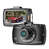 NEW 新着 ドライブレコーダー 車載カメラ ドラレコ 2.2インチ 1080PフルHD 300万画素 ビデオカメラ 100度広角 Gセンサー 循環ループ録画 小型 防犯