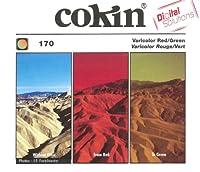 Cokin p170Varicolorフィルタwith保護ケース(レッド/グリーン)
