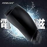 Fondlove 電動オナホール - 『7種類電磁ピストン&14種類振動パターン』 アダルトグッズ 男性用