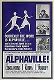 "Alphavilleポスター( 11?"" x 17?"" )"