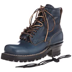 Smoke Jumper: Navy Chromexcel
