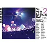 5th YEAR BIRTHDAY LIVE 2017.2.20-22 SAITAMA SUPER ARENA Day2 (DVD)