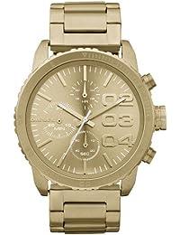 [ディーゼル]DIESEL 腕時計 ウォッチ Franchise ゴールド ファッション メンズ
