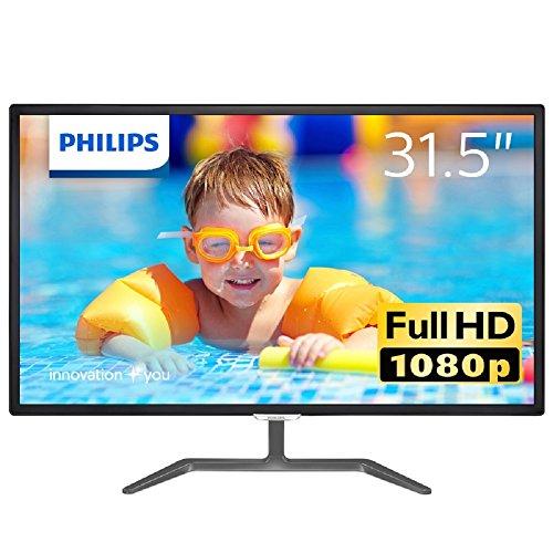 Philips  31.5型ワイド液晶ディスプレイ B01LMGK5S2 1枚目