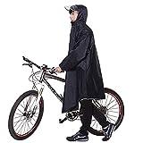 Zjc レインコート 自転車 バイク 通学兼用 レインウエア フリーサイズ 男女兼用 メンズ レディース 軽量防水 高品質