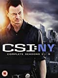 CSI NY The Complete Collection ( season 1 - 9 )/ CSI ニューヨーク コンプリートコレクション ( シーズン 1 - 9 )[DVD][Import]