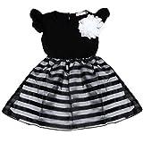 Hatop DRESS ベビー・ガールズ US サイズ: 2T カラー: ブラック