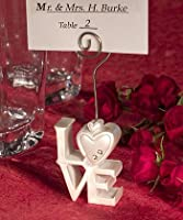LoveデザインPlace Card Holders by Fashioncraft