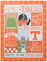 Glory Haus Tennessee Spirit Canvas Wall Art, 30cm by 41cm